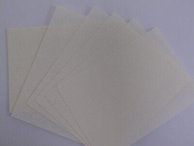 Vellum Parchment Extra Heavyweight Pale Cream A6 200gsm Cardmaking Crafts AM361