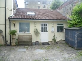 Bungalow,Cotham,large bedroom,cool owner next door.Furnished,sound proof,shared garden.Pets-maybe !
