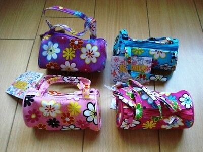 Кошельки Coin Purse Flower Barrel Bag