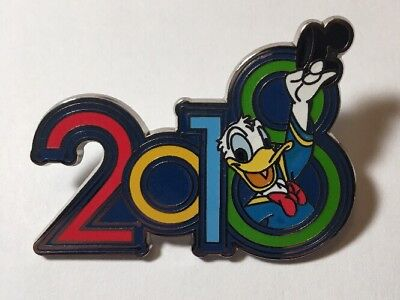 Disney 2018 Dated Mystery Collection Donald Duck Pin