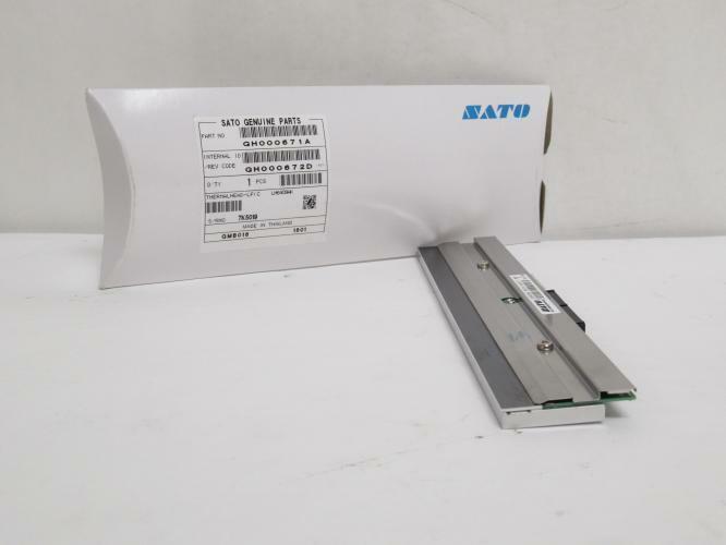 194091 New In Box, SATO GH000671A Thermal Printhead Kit LH6409AK, 300 dpi