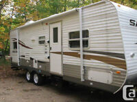 2010 SALEM LE BY FOREST RIVER WILDWOOD 26TBUD w SLIDE OUT 26'