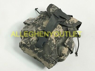 1x NearNew/Issued US 1 Qt Digital Acu Canteen Cover Utility Pouch Molle
