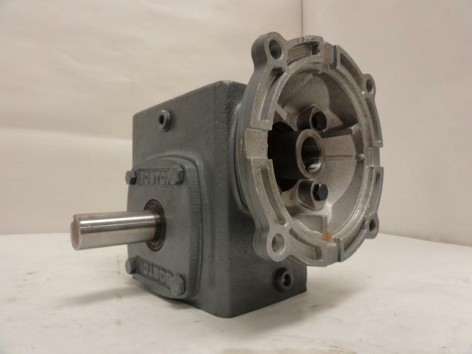 168420 Old-Stock, Boston F721-10-B7-G Gear Speed Reducer, RA, 10:1 Ratio