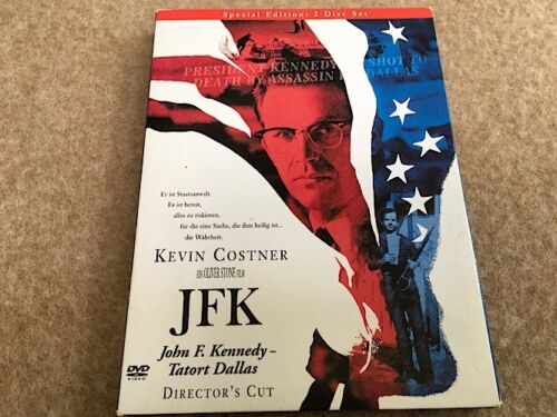 JFK - Tatort Dallas | DVD | Bonus bei Sofortkauf