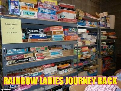 Rainbow Ladies Journey Back
