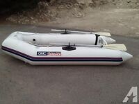 Looking for Old Leaking Inflatable, Dinghy, Zodiac