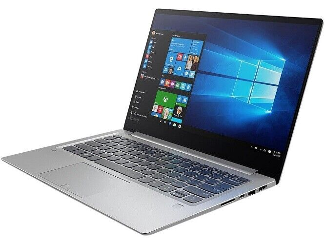 "Lenovo 720S-14IKB 14"" Laptop Intel Core i7 16GB Memory NVIDIA GeForce MX150 512GB Solid State Drive Silver 81BD000SUS"