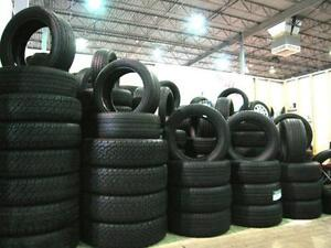 USED WINTER TIRES
