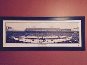 Great Gift For Hockey fan- 2008 Winter Classic print