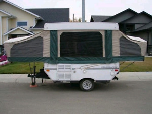 LOOKING FOR TENT TRAILER