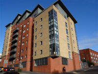 Studio flat in PARKING SPACE ONLY - GREEN QUARTER Red Bank, Manchester, M4