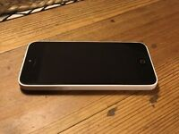 Excellent iPhone 5C, White, O2 network