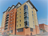 Studio flat in Lincoln Gate, 39 Red Bank, Manchester, M4