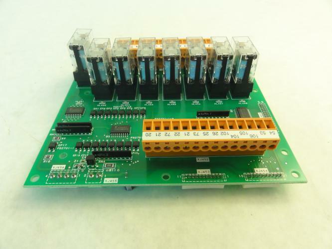 157839 New-No Box, Ishida Scales XP55061 Relay Board, P-5506