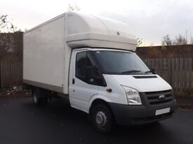 House Removal Service Man & Large Van Hire House Moving Deliveries & Collections.From £20,Dump Runs