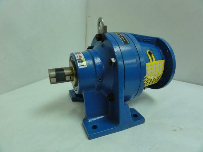 172085 Old-Stock, Sumitomo CNHJ-6120Y-87 Speed Reducer, PA021857, 87:1 Ratio