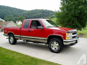 Looking for a 90s chev truck