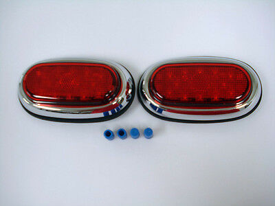 1942 42 1946 46 1947 47 1948 48 Ford Car LED Tail Light Super Deluxe Anglia