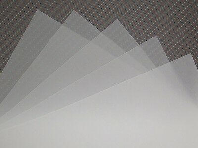 20 x A5 Vellum Translucent Tracing Paper 150gsm