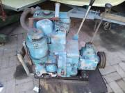 Farrymann Diesel motor and gearbox  4 speed and reverse20HP  app Innisfail Cassowary Coast Preview
