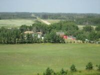 acreage by provost for sale