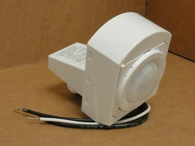 208162 New-No Box, Acuity LSXR 10 Fixture Mount Sensor, 120-277Vac