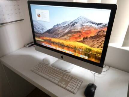iMAC 27 inch in Immaculate Condition