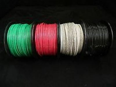 Thhn 6 Awg - 6 Gauge Thhnthwn 500 Ft. Black White Red Or Green