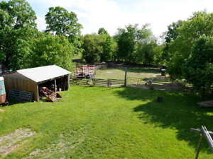 Barn - 5 Box Stalls, over 6 acres of pasture