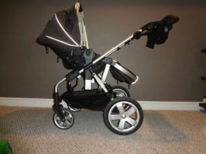 Moving Sale: Baby stuff Strollers Crib Feeding Chair Swing