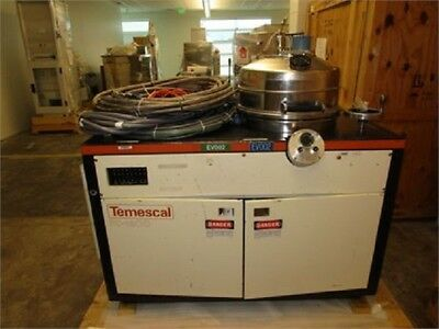 Temescal Fc-1800 Evaporator