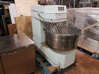 Dbe 160 Kg Of Dough Spiral Mixer