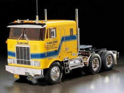 Tamiya 563041 1/14 Scale Radio Control Tractor Truck Globe Liner RC Montaje...