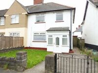Clydesmuir Road, Tremorfa, 3 Bedroom House £750pcm, **AVAILABLE NOW**