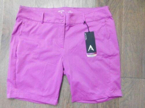 Antigua Size 14 Network Shorts Golf NWT