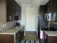 2 BED + den with 2 washroom FURNISHED CONDO in SQUARE ONE