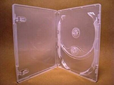Criterion Double Disc Blu-ray case 14mm
