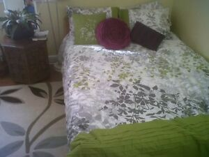 furnished room for rent all inclusive near trent and fleming Peterborough Peterborough Area image 2