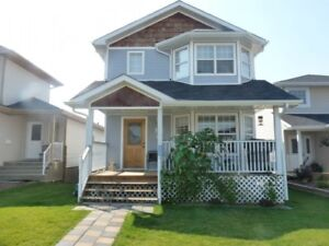 2 Storey Walkout For Rent in Saamis Heights. Avail Oct 1st