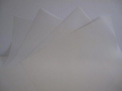 20 x A5 Vellum Translucent Tracing Paper 83gsm