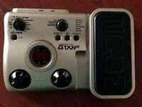 ZOOM G1XNEXT  Guitar Multi Effect Processor