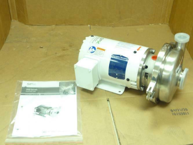 190190 New-No Box, SPX 2065LV Waukesha Centrifugal Sanitary Pump