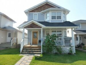 2 Storey Walkout for Rent in Saamis Heights. Available June 15