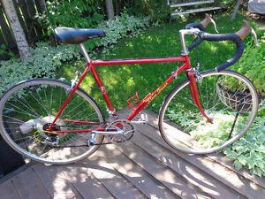 vintage STEVE BAUER road bike