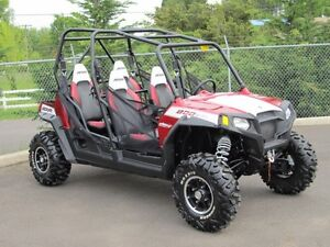 *read ad picture from google* 2011 RZR 800 4 seater