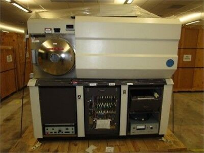 Materials Research Corporation Mrc 603 Sputtering System