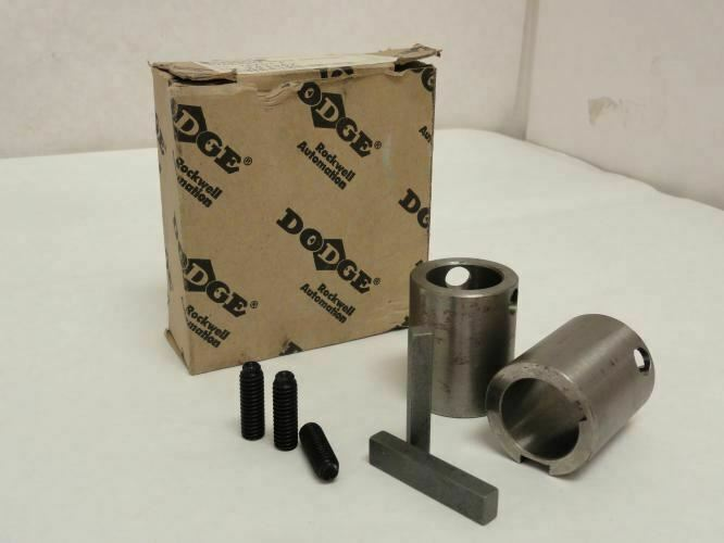 208010 New In Box, Dodge TAXD1 X 1 Straight Bushing Speed Reducer, 241342