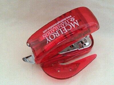 Compact Mini Stapler Staple Remover Letter Opener Staple Storage Compartment