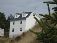 Oceanfront cottage for rent in Trinty East- Skerwink Trail